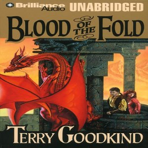 Blood of the Fold audiobook cover art