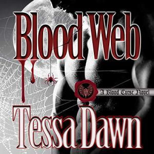 Blood Web: A Blood Curse Novel audiobook cover art
