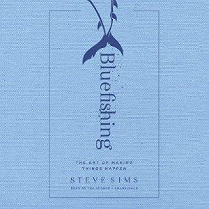 Bluefishing audiobook cover art