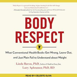 Body Respect audiobook cover art