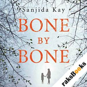 Bone by Bone audiobook cover art