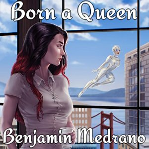Born a Queen audiobook cover art