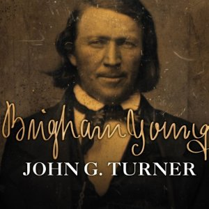 Brigham Young audiobook cover art