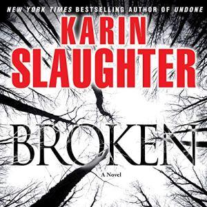 Broken audiobook cover art