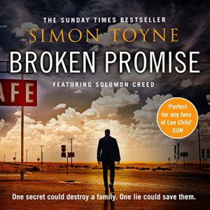 Broken Promise audiobook cover art
