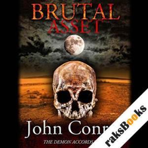 Brutal Asset audiobook cover art
