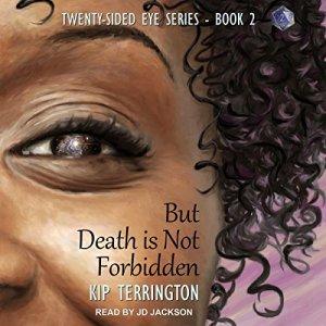 But Death Is Not Forbidden audiobook cover art