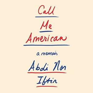 Call Me American audiobook cover art