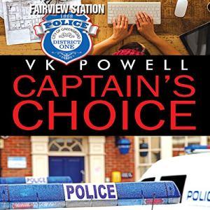 Captain's Choice (Fairview Station Novel) audiobook cover art