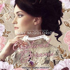 Captured Dreams audiobook cover art
