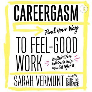 Careergasm (BookTrack Edition) audiobook cover art