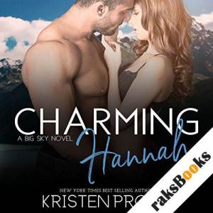 Charming Hannah audiobook cover art