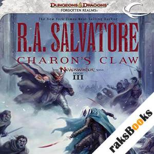 Charon's Claw audiobook cover art