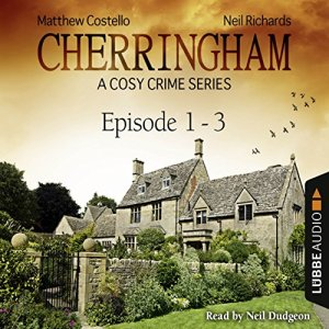 Cherringham - A Cosy Crime Series Compilation audiobook cover art