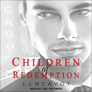 Children of Redemption audiobook cover art