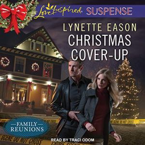 Christmas Cover-Up audiobook cover art