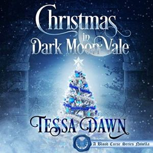 Christmas in Dark Moon Vale audiobook cover art