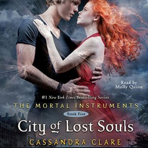 City of Lost Souls audiobook cover art