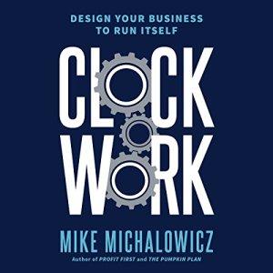 Clockwork audiobook cover art
