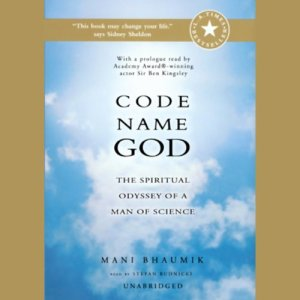 Code Name God audiobook cover art