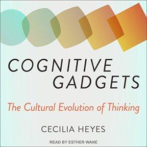 Cognitive Gadgets audiobook cover art