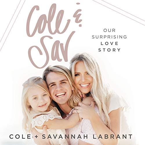 Cole and Sav audiobook cover art