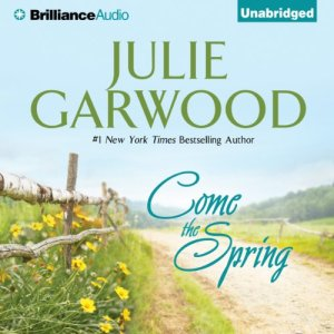 Come the Spring audiobook cover art