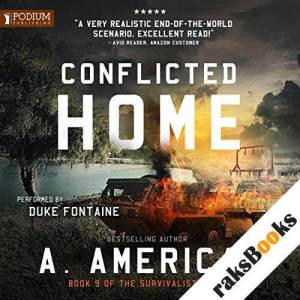 Conflicted Home audiobook cover art