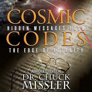 Cosmic Codes audiobook cover art