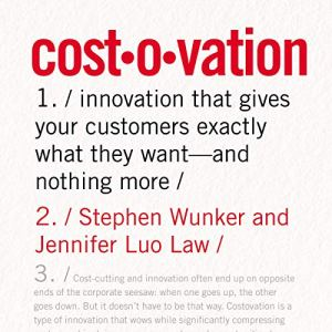 Costovation audiobook cover art