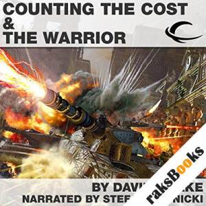 Counting the Cost & The Warrior audiobook cover art