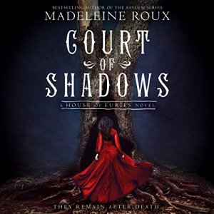 Court of Shadows audiobook cover art