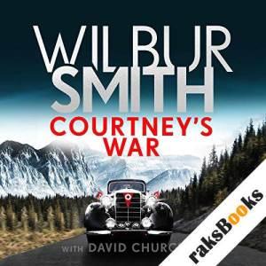 Courtney's War audiobook cover art
