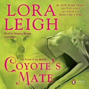 Coyote's Mate audiobook cover art