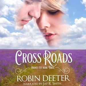 Crossroads audiobook cover art