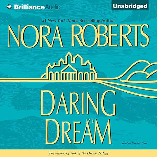 Daring to Dream audiobook cover art
