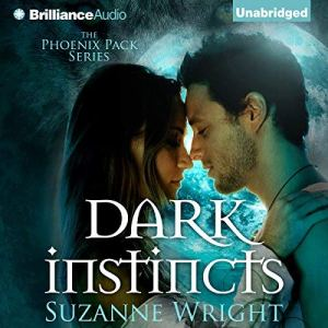 Dark Instincts audiobook cover art