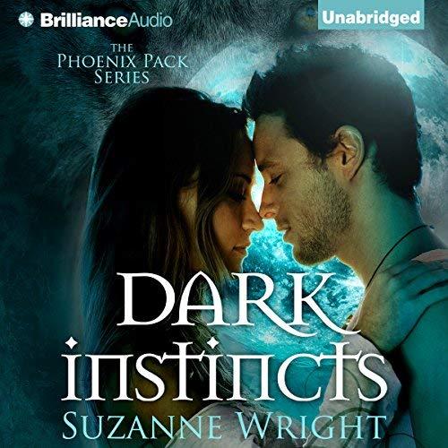Dark Instincts audiobook cover art