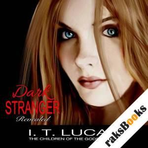 Dark Stranger Revealed audiobook cover art