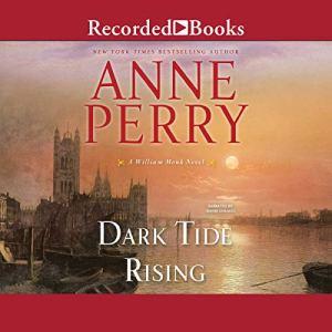 Dark Tide Rising audiobook cover art