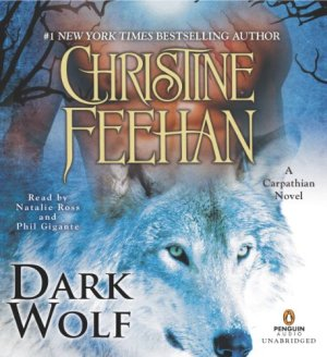 Dark Wolf audiobook cover art