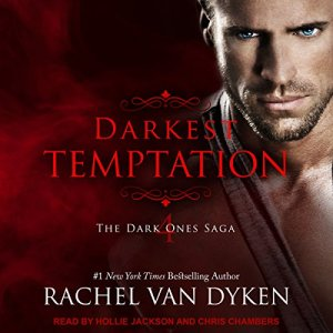 Darkest Temptation audiobook cover art