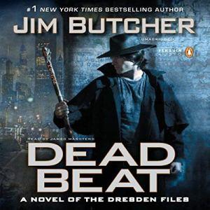 Dead Beat audiobook cover art
