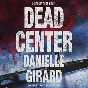 Dead Center audiobook cover art