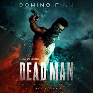 Dead Man audiobook cover art