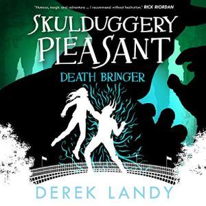 Death Bringer audiobook cover art