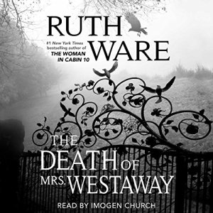 Death of Mrs. Westaway audiobook cover art