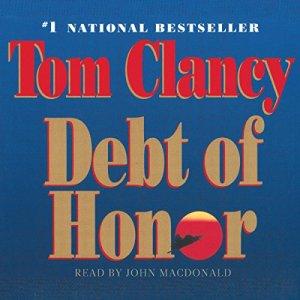 Debt of Honor audiobook cover art