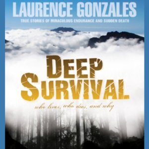 Deep Survival audiobook cover art