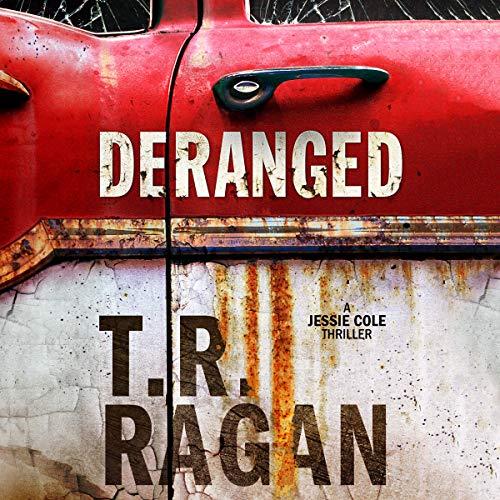Deranged audiobook cover art